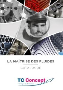 Nouveau catalogue TC Concept - édition 2017