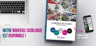 Parution du nouveau catalogue TC Concept - 3ème édition