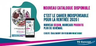 Nouveau Catalogue TC Concept - édition 2020-2021
